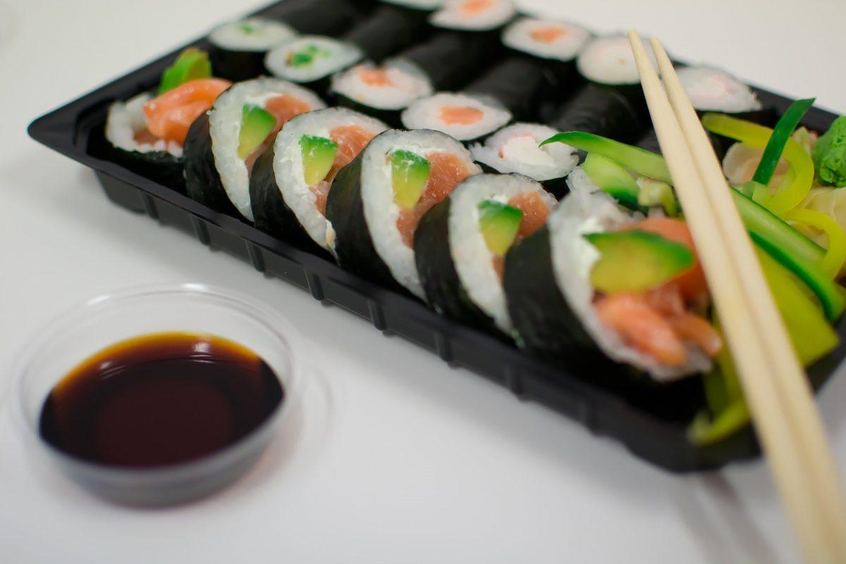 Mejores logares para disfrutar de un delicioso sushi en Zaragoza