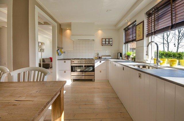 Elige los mejores colores al renovar tu cocina